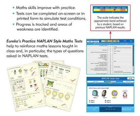 Software Direct Naplan Style Maths Tests